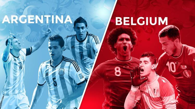 Прогноза: Аржентина - Белгия