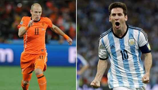 Прогноза за Холандия - Аржентина
