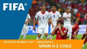 футболни прогнози от световното първенство чили - испания